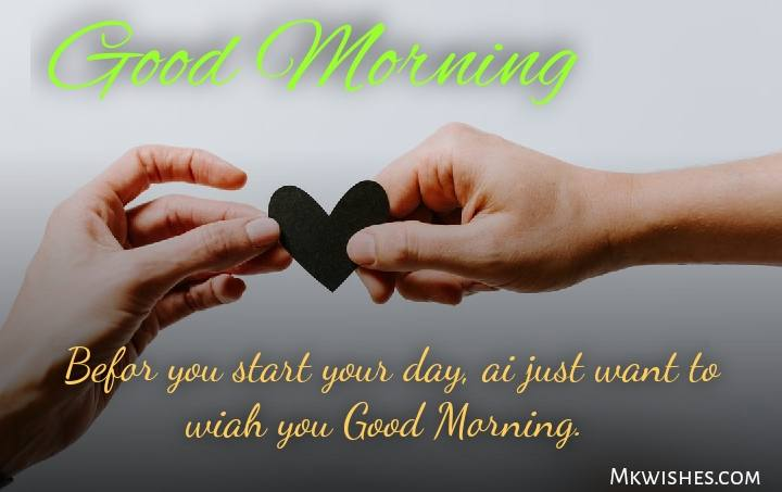 Good Morning wishes Quotes images