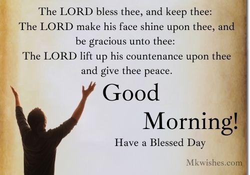 Good Morning Blessing Quotes Images