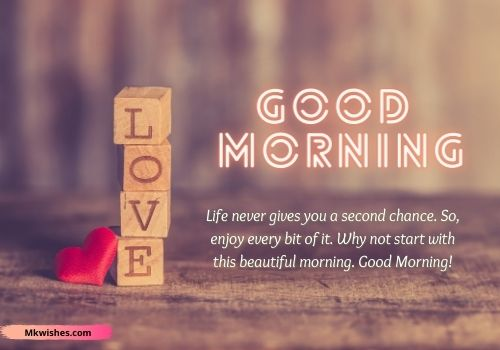 Latest Good Morning I Love You messages images