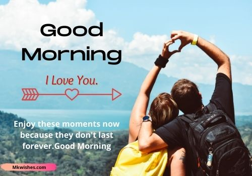 I love you good morning messages images for FB
