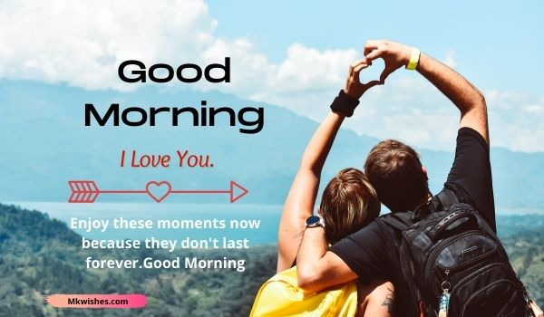 Good Morning I Love You wishes images
