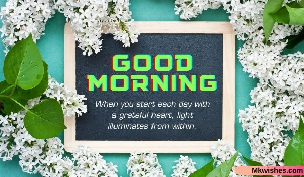 Good Morning beautiful images with quotes