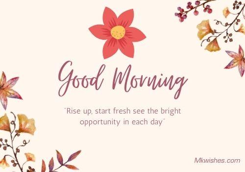 Beautiful good morning flowers download