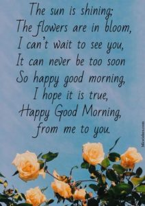 Short Good Morning Wishes Images HD