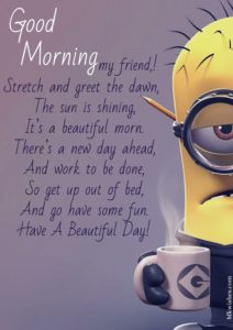 Good Morning Text for Friends Images