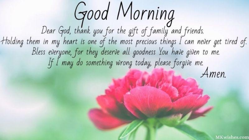 Morning Prayers Images
