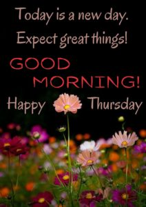 Good Morning Thursday HD Images