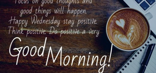 Wednesday Good Morning Images With Quotes