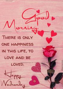 Good Morning Wednesday Blessings Images and Quotes