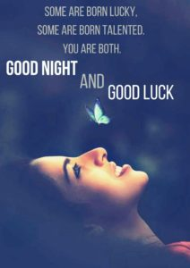 Good Night and Good Luck Quotes HD Images