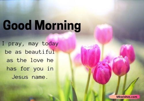 Best Good Morning Short prayer