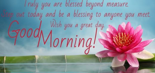 Good Morning Blessings Message Images