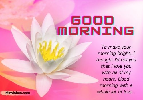 Good Morning Lotus Quotes images