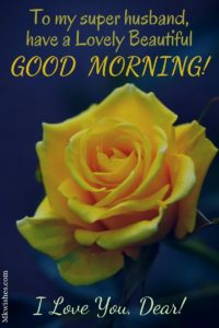 Good Morning with Rose Images
