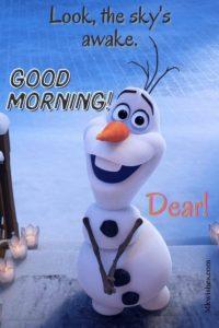 Good Morning Dear Images