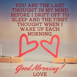 Good Morning Images With Love Quotes