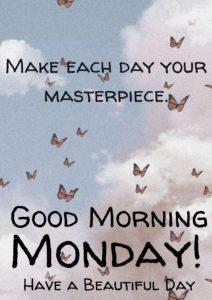 Inspirational Good Morning Monday Images