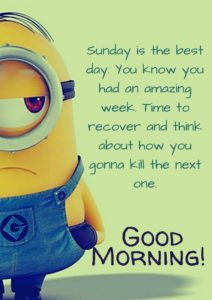Good Morning Sunday Images with Quotes
