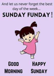 Happy Sunday Captions Images