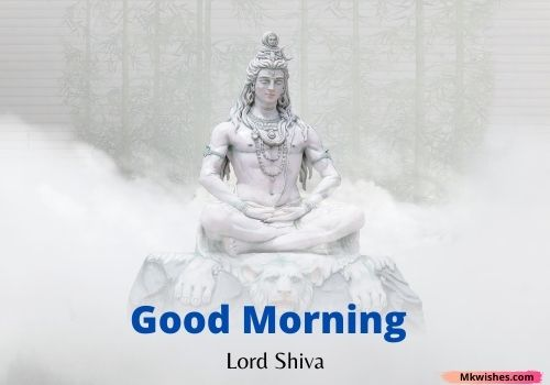 Good Morning Lord Shiv images for FB