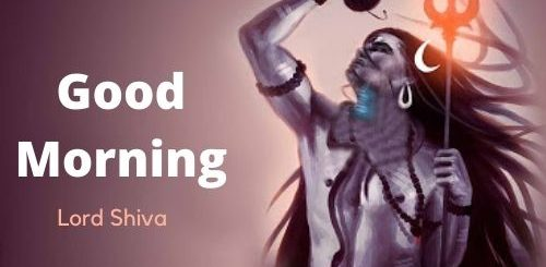 Beautiful Good Morning with Shiv images