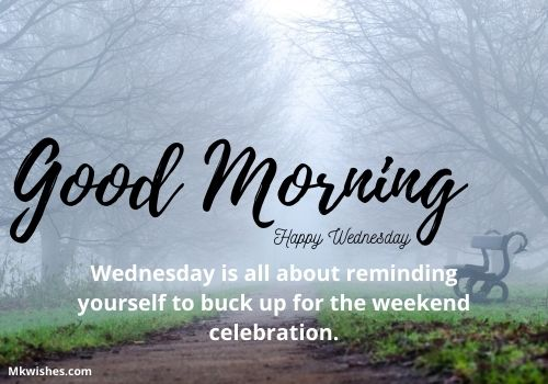 Happy Wednesday Good Morning Quotes