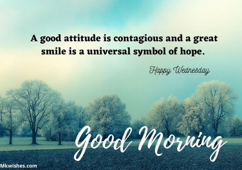 Good Morning happy Wednesday quotes images