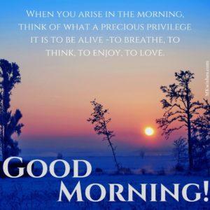 Good Morning Blessings Pics HD