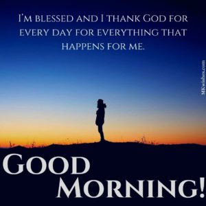 Good Morning Blessings Images