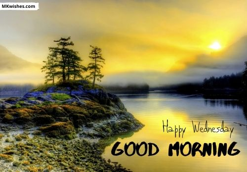 Latest Good Morning Wednesday wishes images