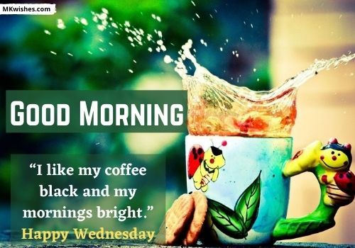 Wednesday Good Morning Quotes