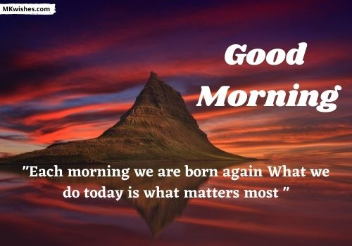 Wednesday Good Morning Quotes Images