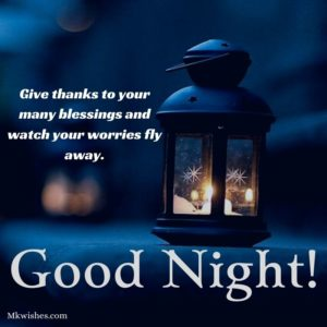 Good Night Messages Images HD
