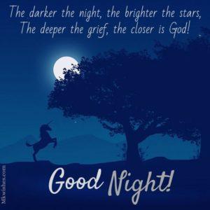 Good Night Quotes Pics