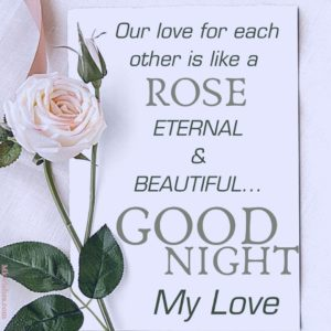 Good Night Messages Pictures