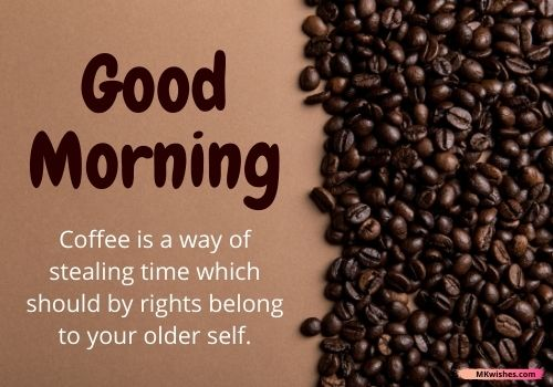 Good morning Friday coffee quotes images