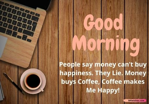Good morning Friday coffee quotes pictures