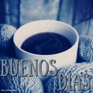 Buenas dias cafe fotos
