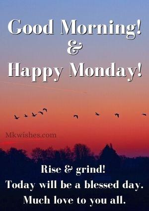 Good Morning Monday Image