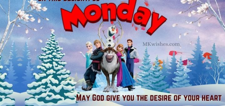 Monday Blessings Images