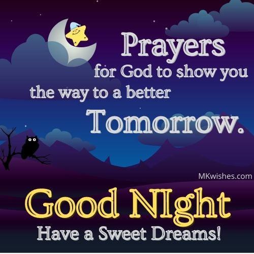 Good Night Blessings Images