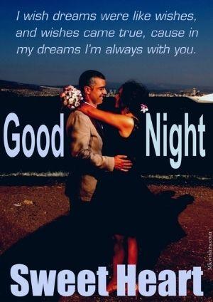 Romantic images good night