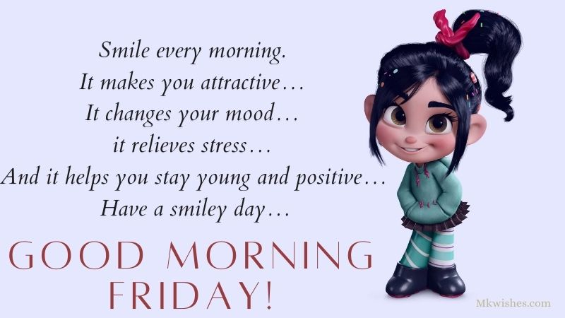 Friday Good Morning Wishes Images