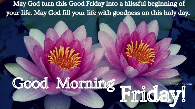 Friday Good Morning Blessings Images