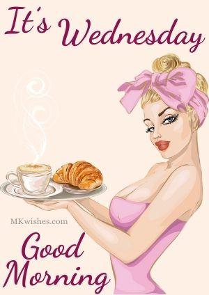 Good Morning Happy Wednesday!