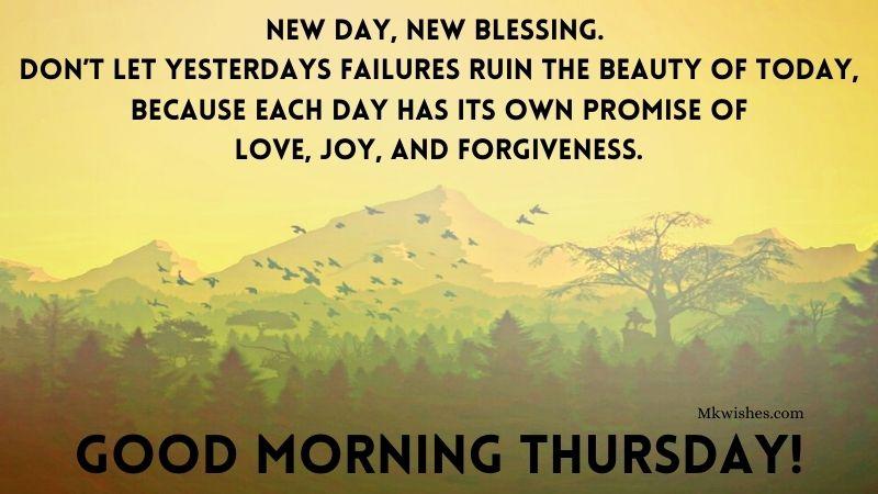 Thursday Blessings Images