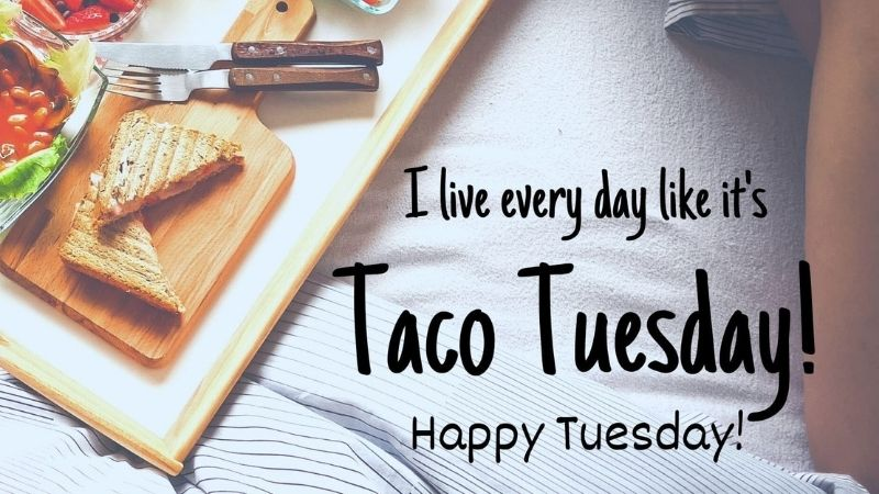 Happy Taco Tuesday Images